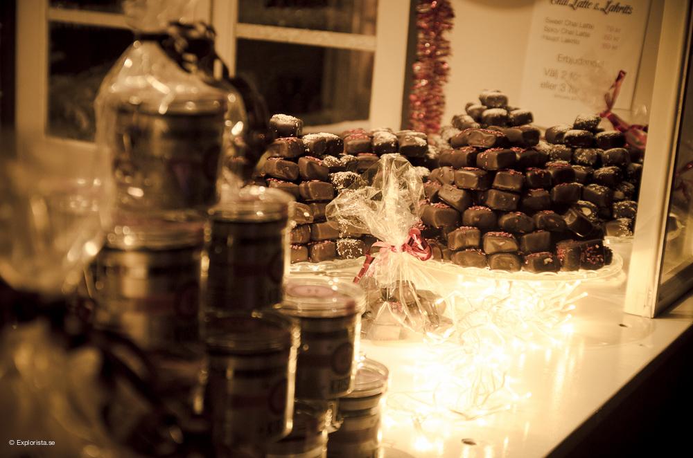 Marshmallows - Jul på Liseberg