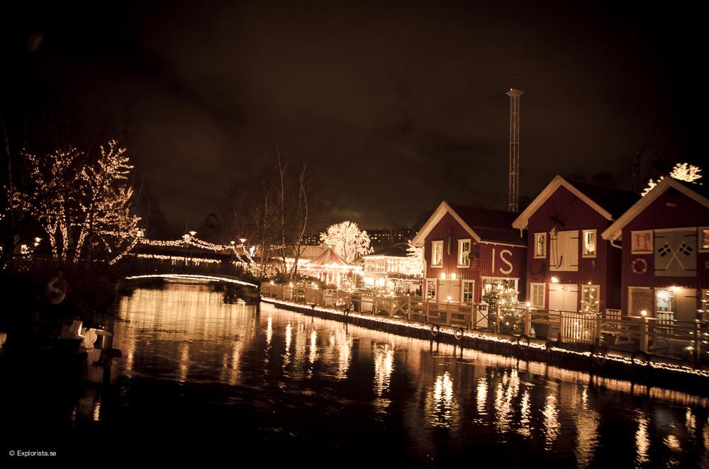 Flod - Jul på Liseberg