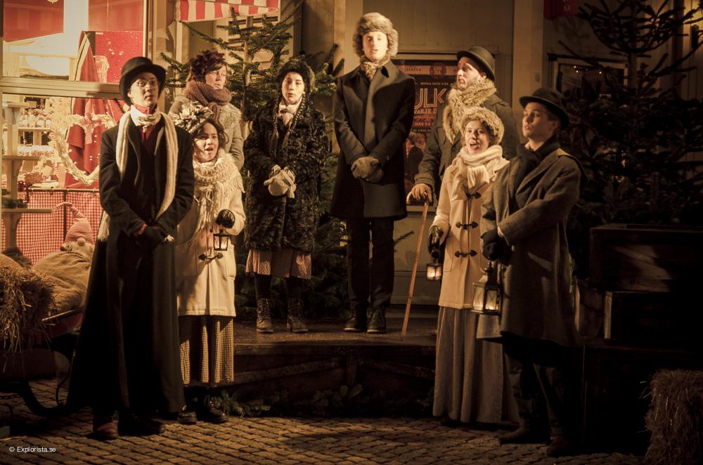 Kör - Jul på Liseberg