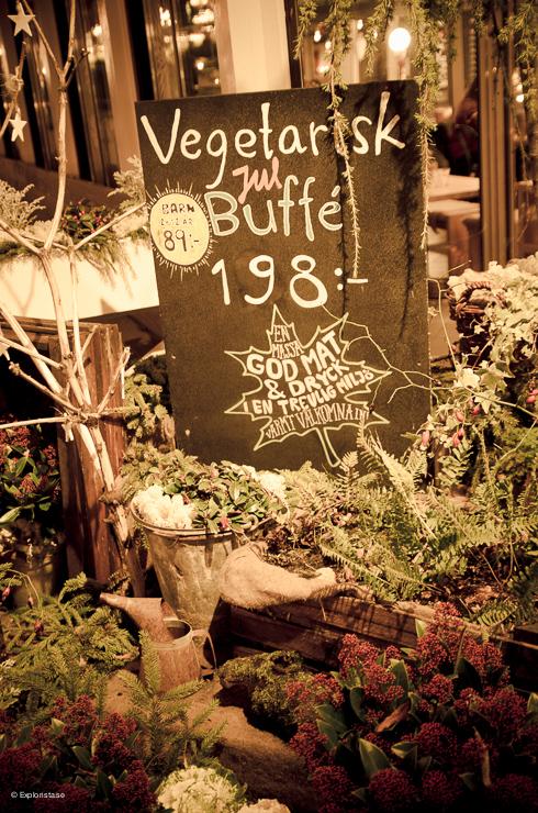 Meny - Jul på Liseberg