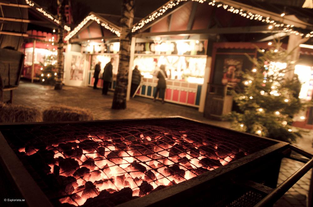 Glödbädd - Jul på Liseberg