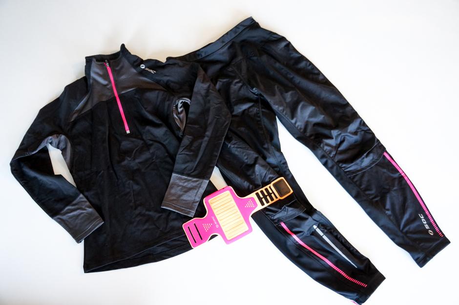 soc träningskläder