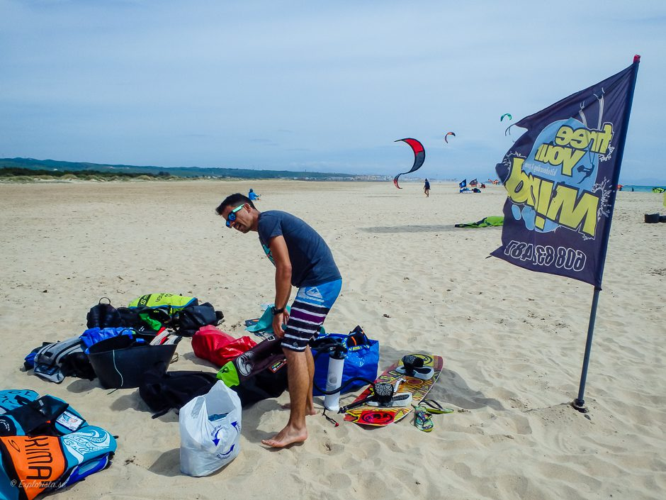 kitesurf skola free your mind