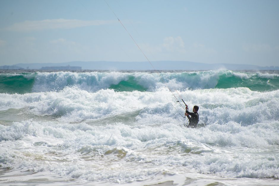 kitesurf waves