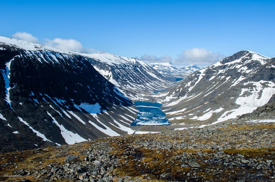 utsikt berg