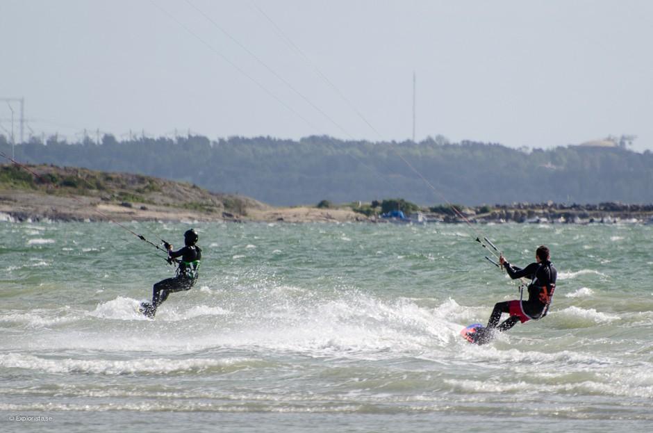 kitesurf rågelund