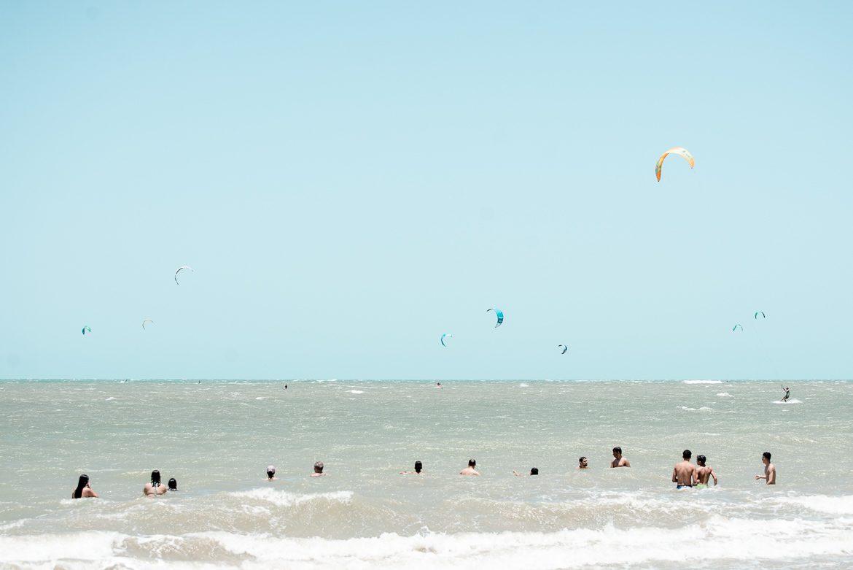 Badare & kitesurfare