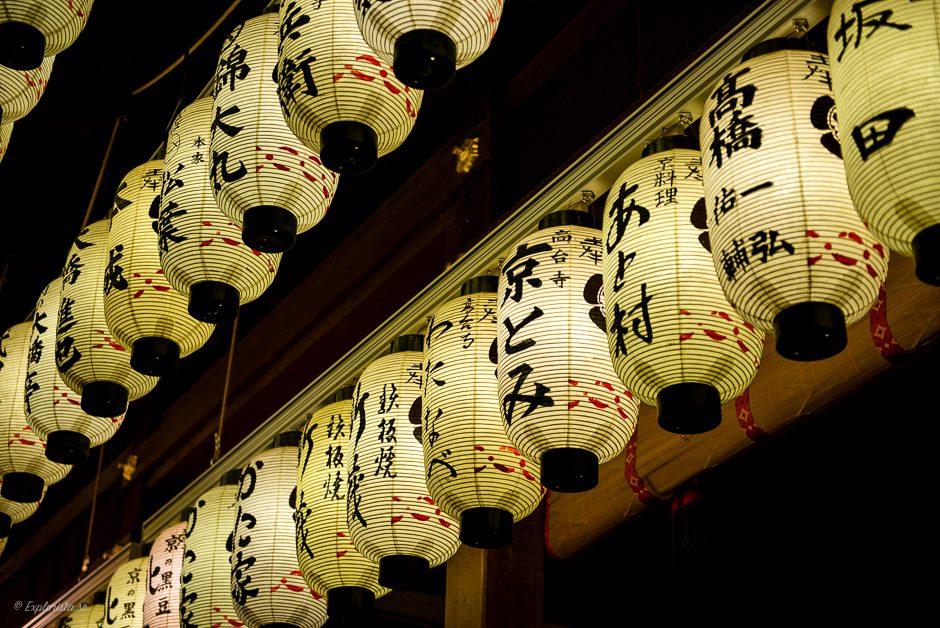 tempellampor