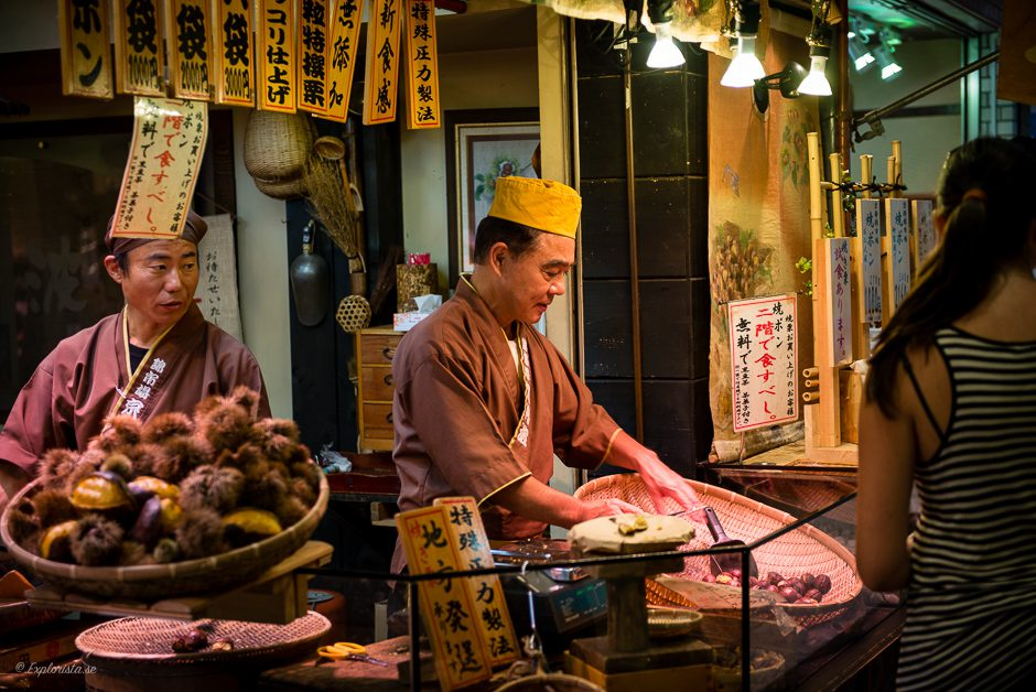 matmarknad japan