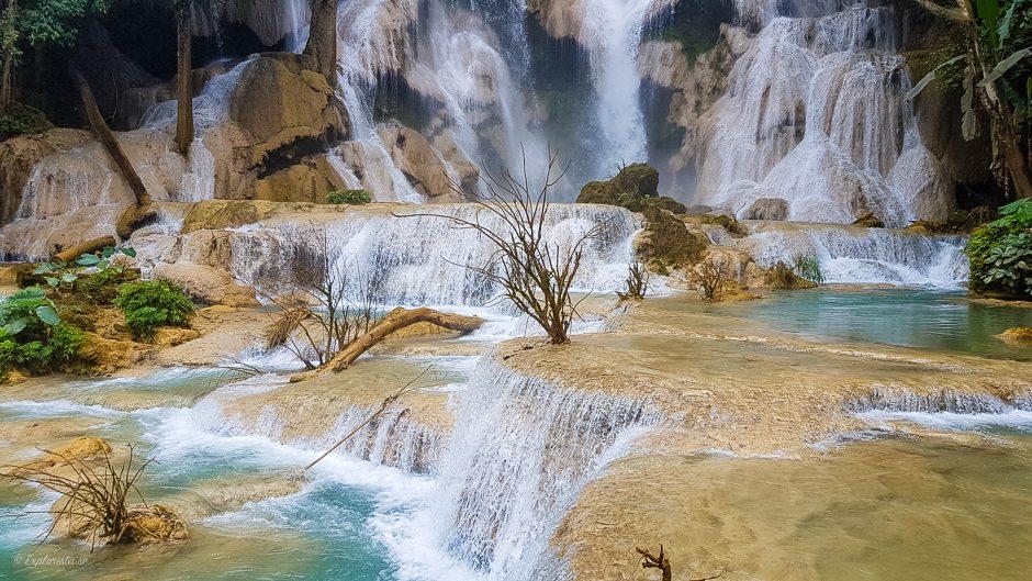 vattenfall i nivåer