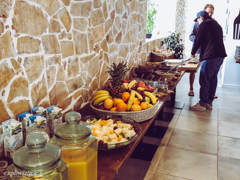 Lapoint Ericeira frukost