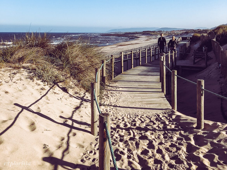 Esposende, Portugal strand
