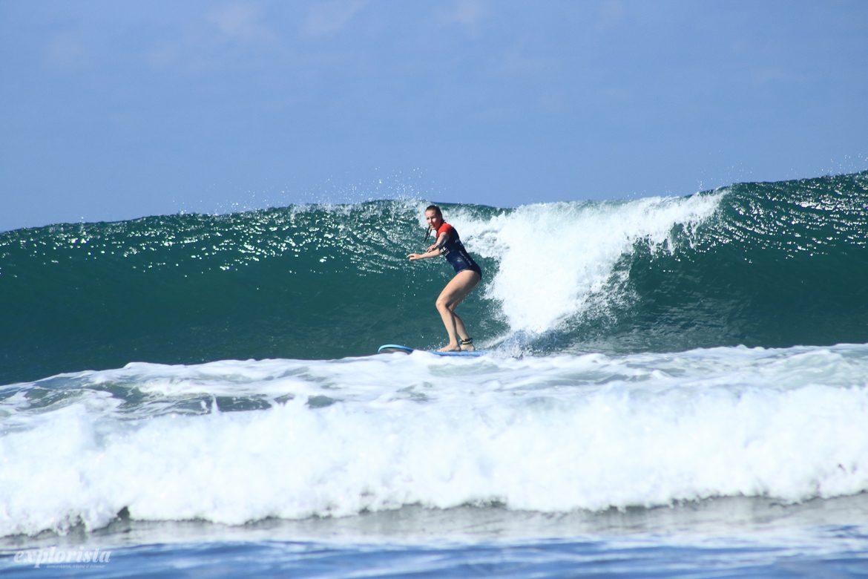explorista surfar