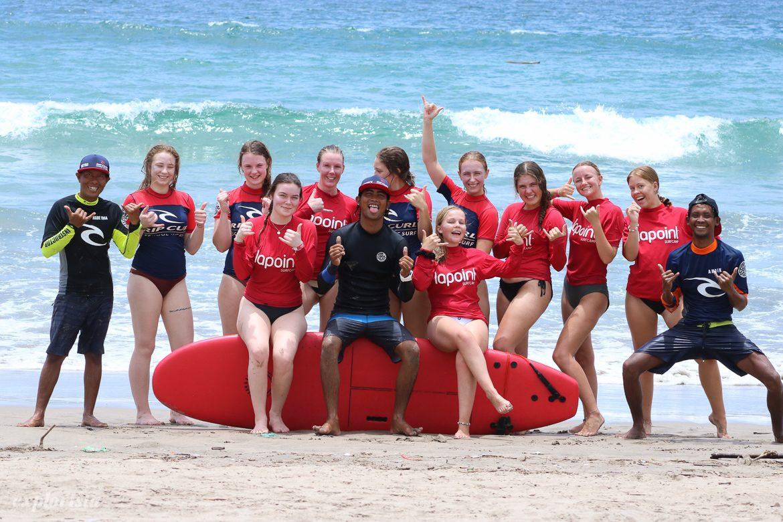lapoint surfcamp bali
