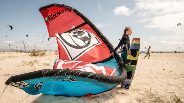 Explorista - Hur lär man sig kitesurfa?