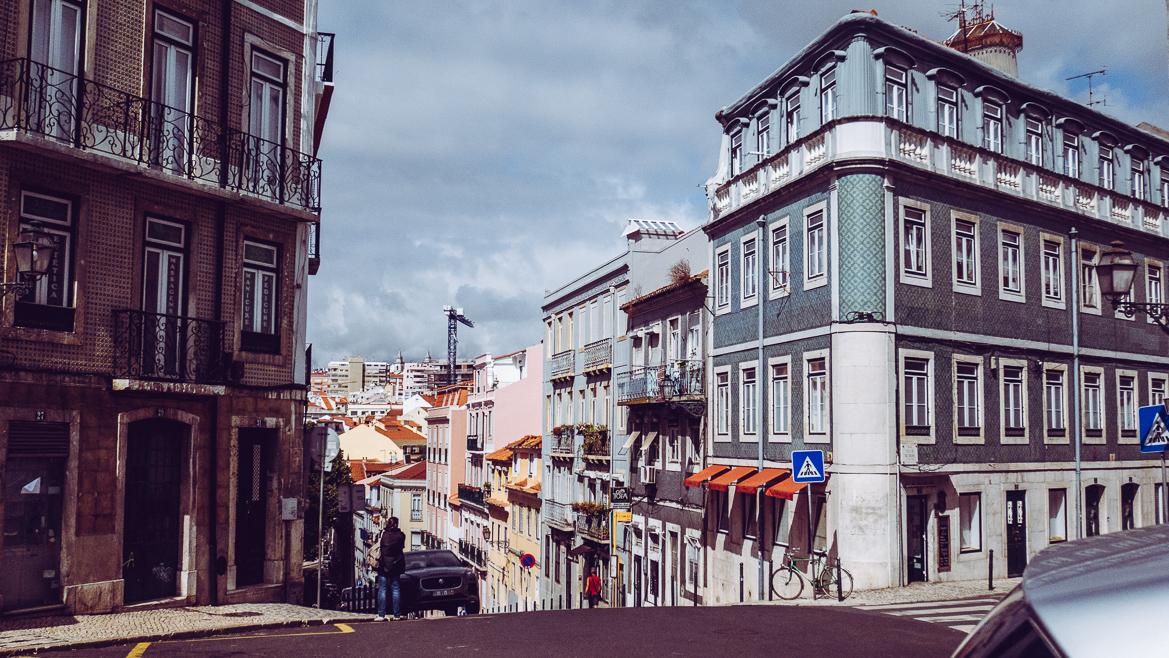 Lissabon gator