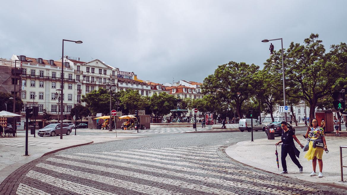 Lissabon torg
