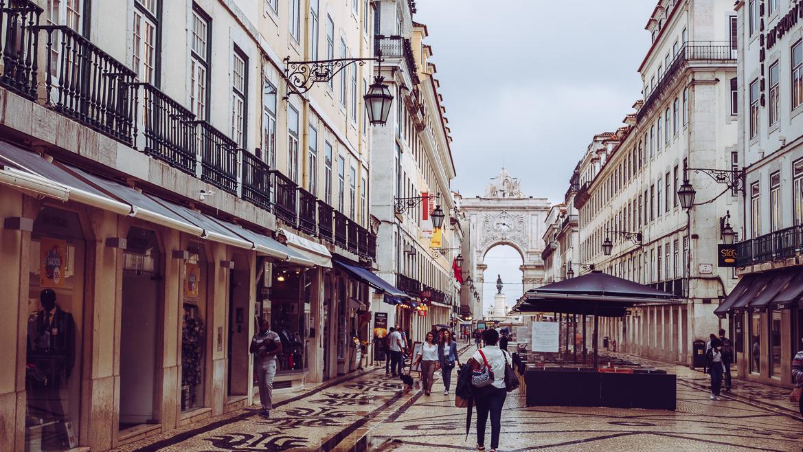 Lissabon triumfbåge