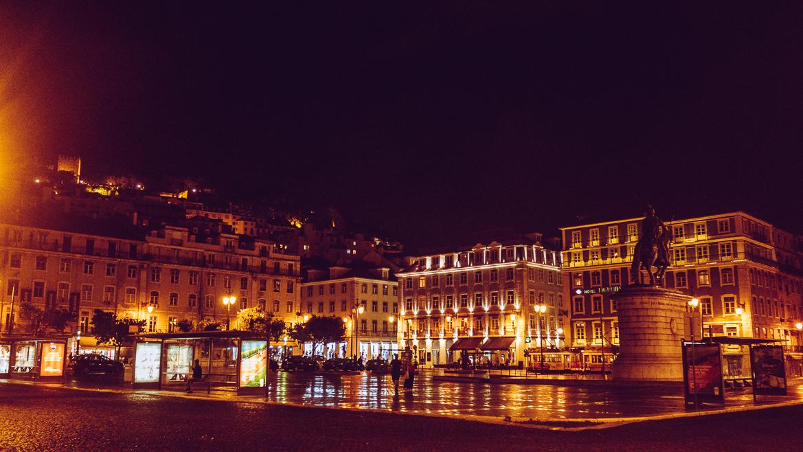 Lissabon Rossiotorget