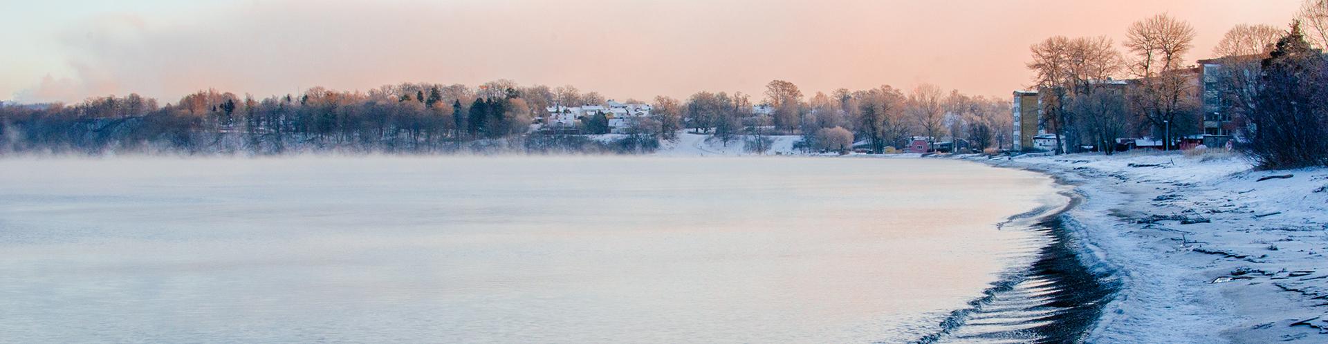 vinter vätterstranden jönköping