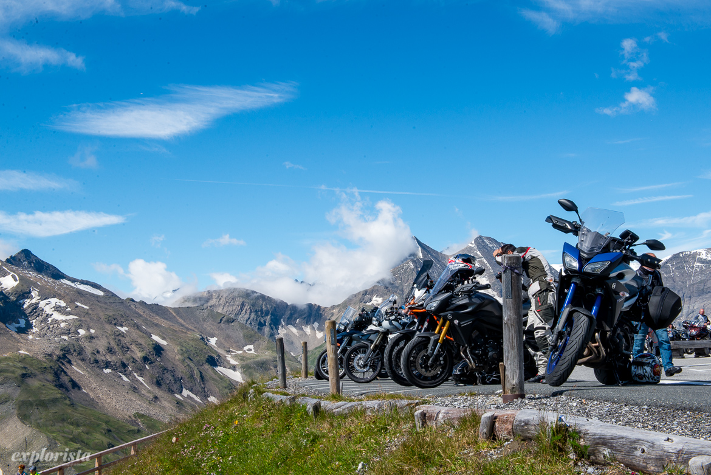 bikers point grossglockner
