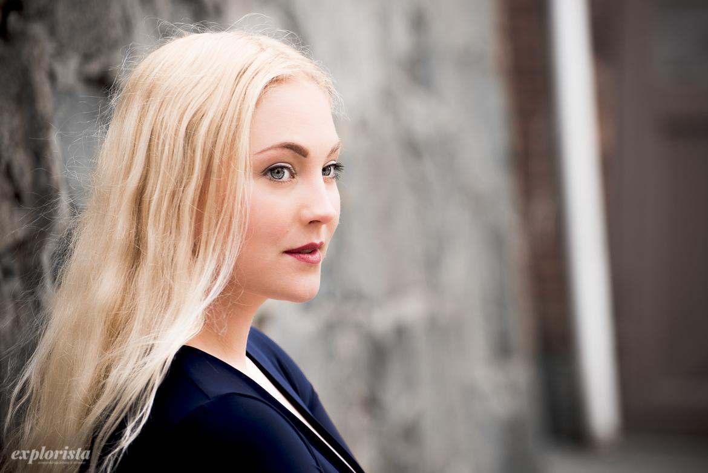 Modell: Moa Nilsson MUA: Jennifer Bauhn