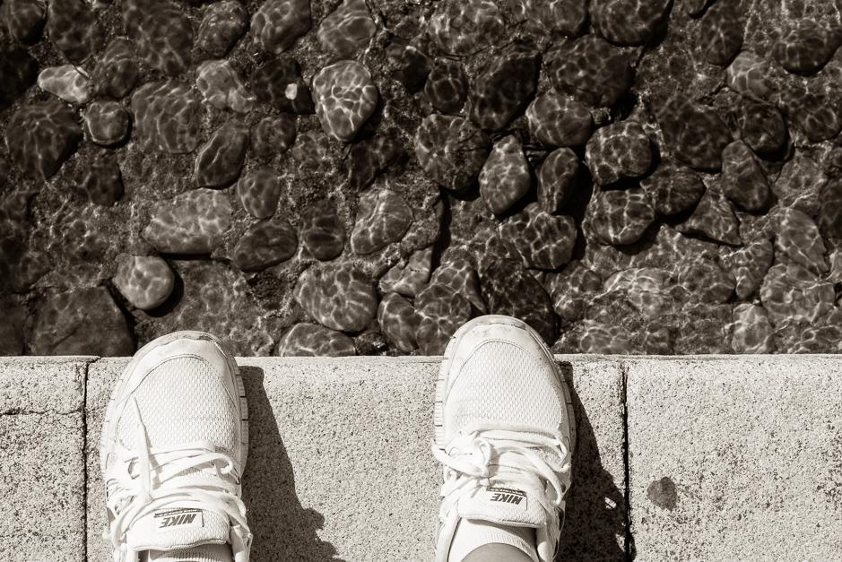 skor och vatten