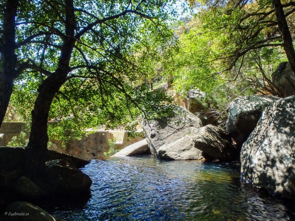 vattendrag i bergen spanien