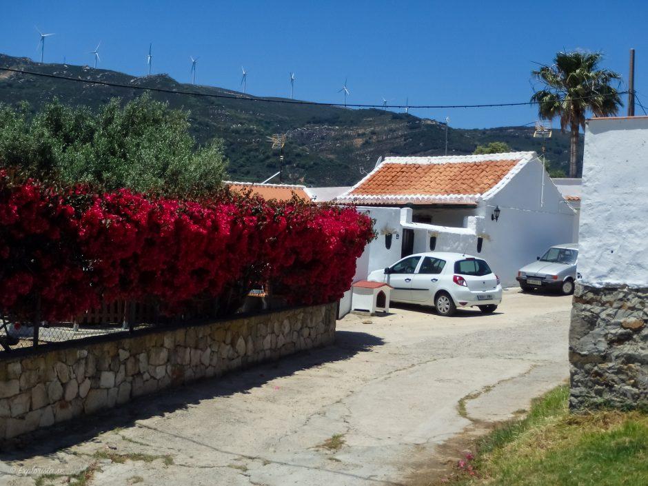 spanskt hus