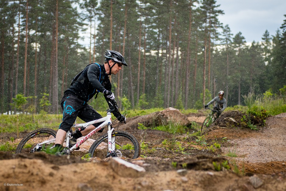 isaberg mountainbike