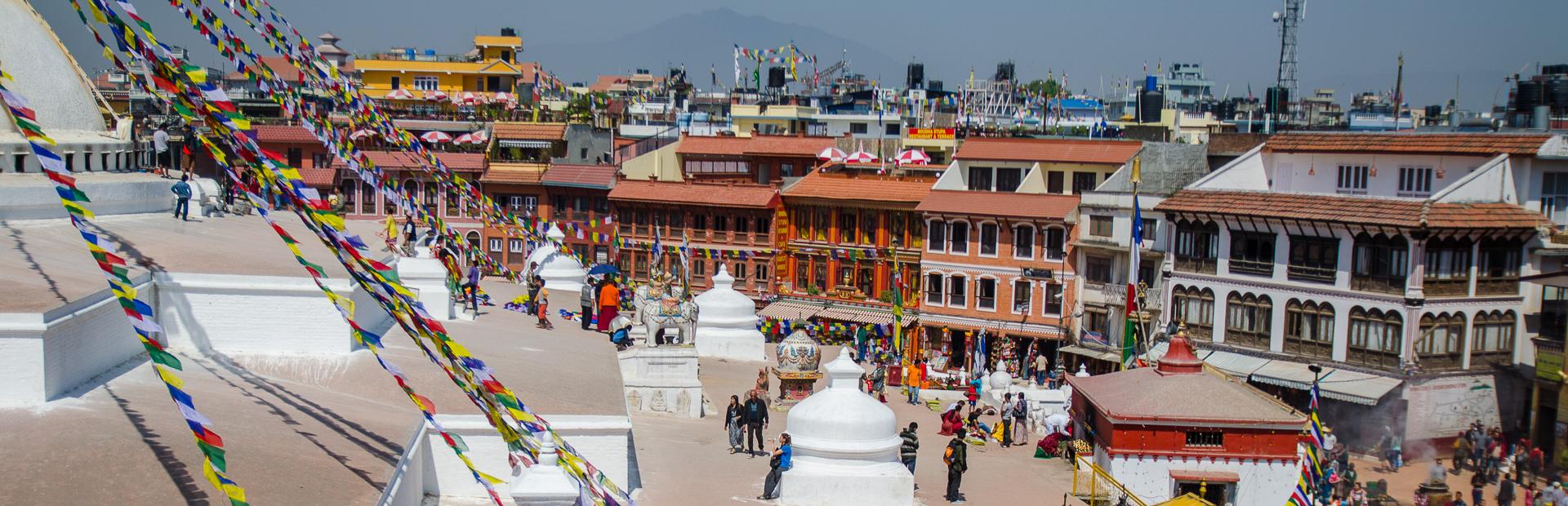 bodanath kathmandu nepal