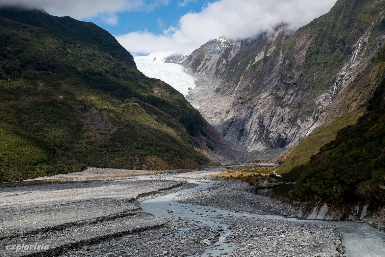 glaciär nya zeeland