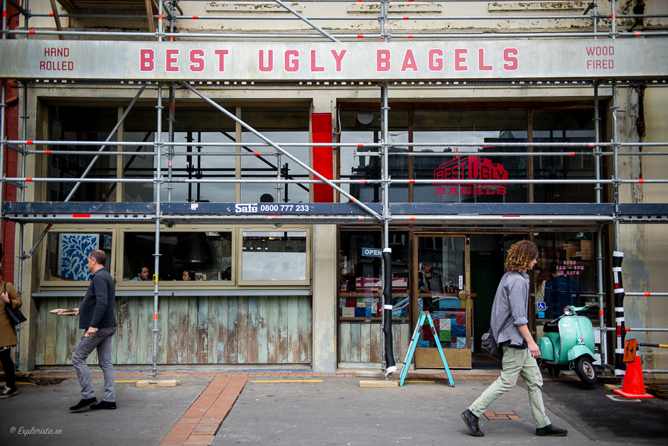 best ugly bagels wellington