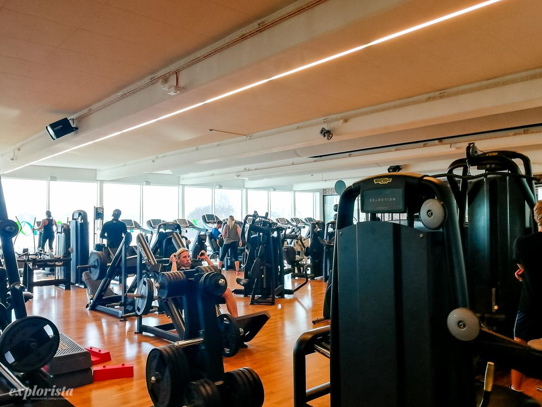 Nordic Wellness Jönköping campus