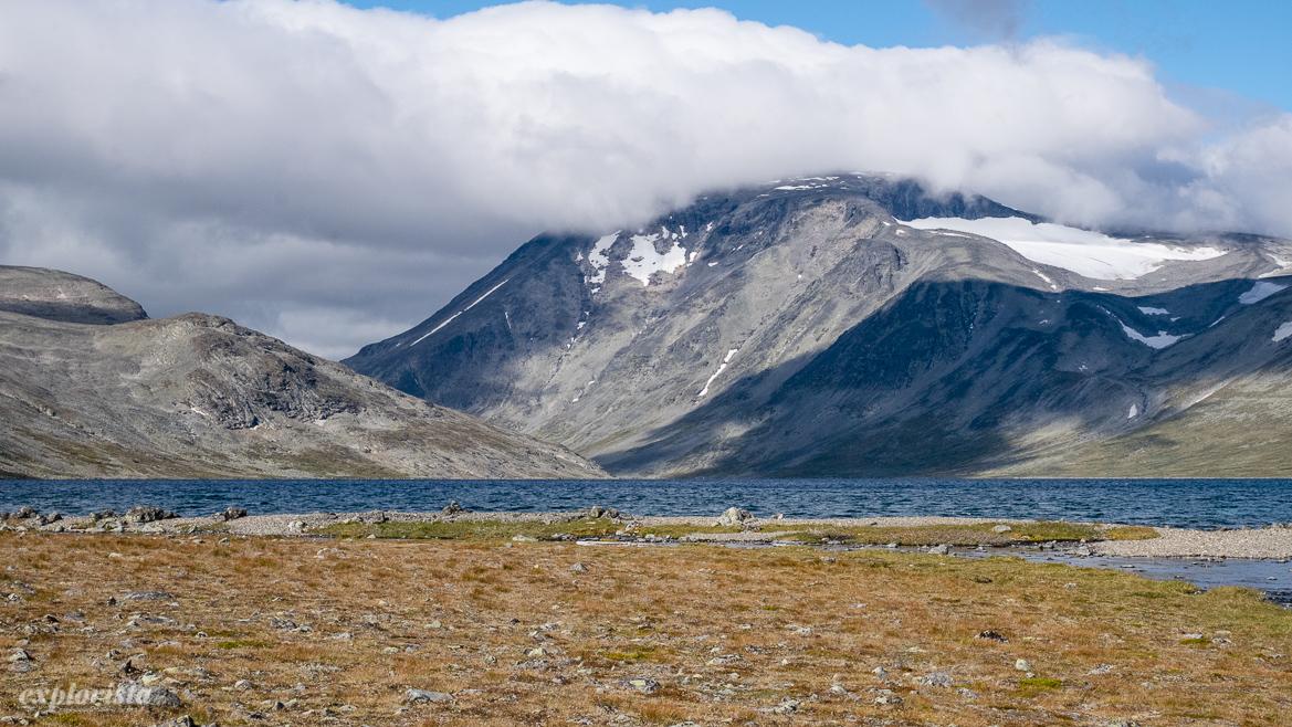 norska fjällen sommar