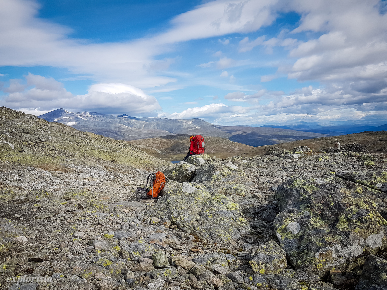 explorista norge sten