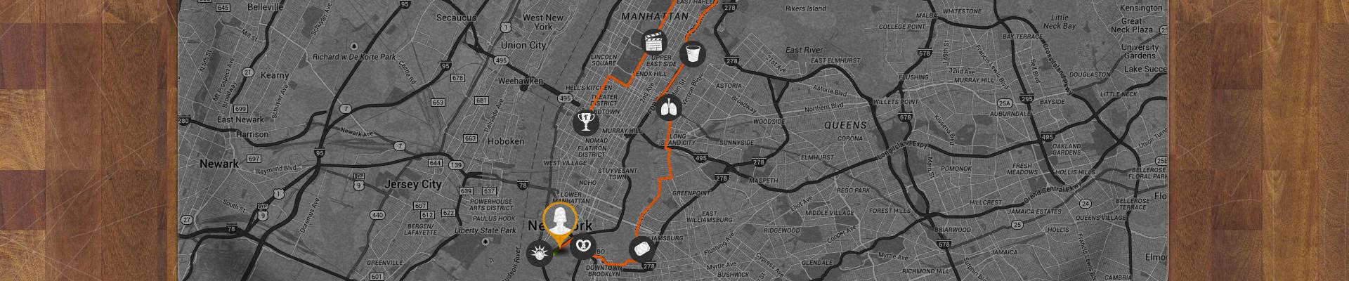 Stå på jobbet – stå New York Marathon?