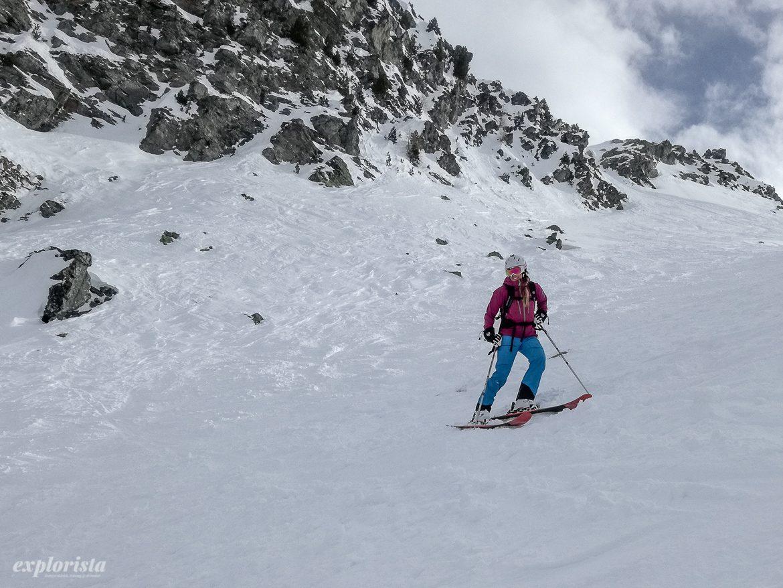 explorista skidåkning ucpa