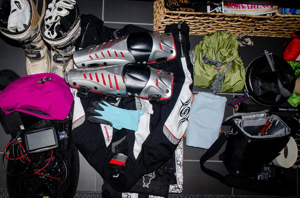 hojsemester packning