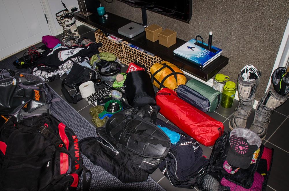 packning hojsemester