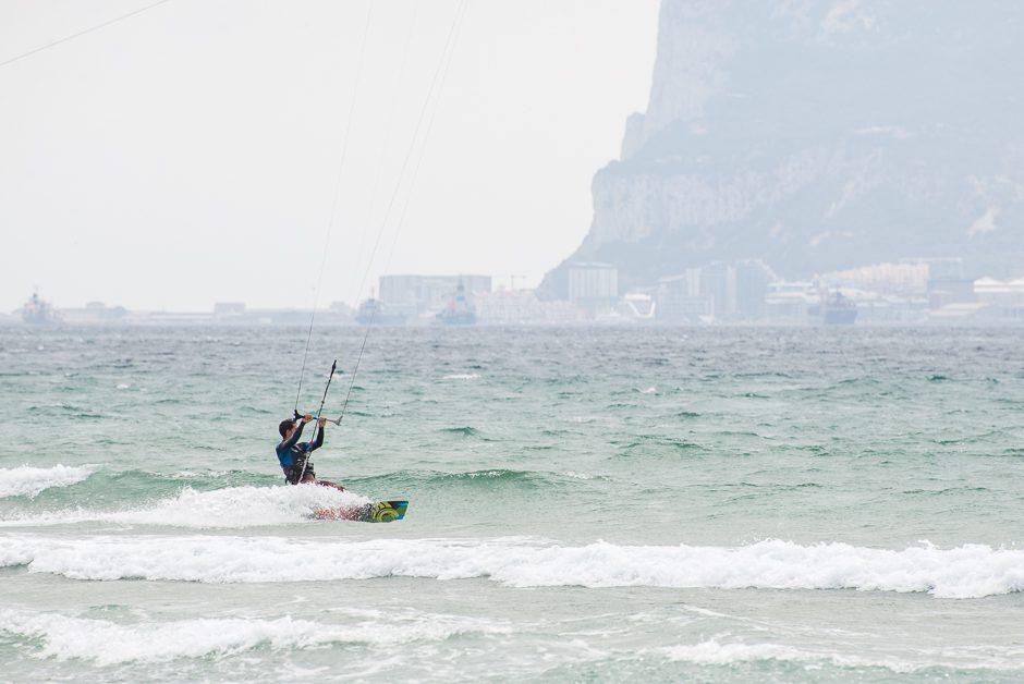 kitesurf palmones gibraltar