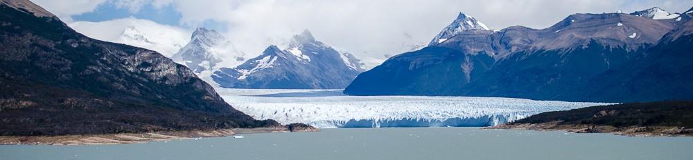 perito moreno glaciär argentina