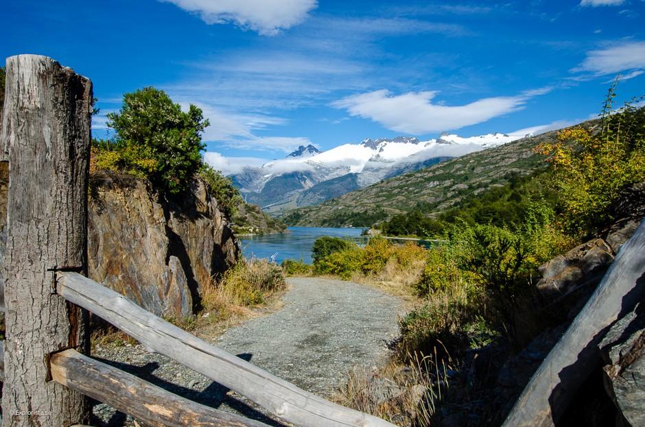 utsikt patagonien