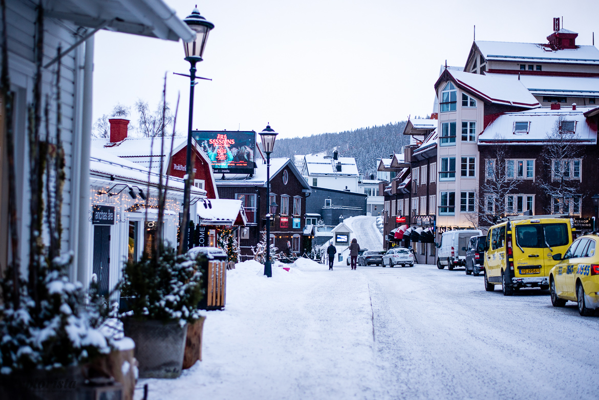 åre by