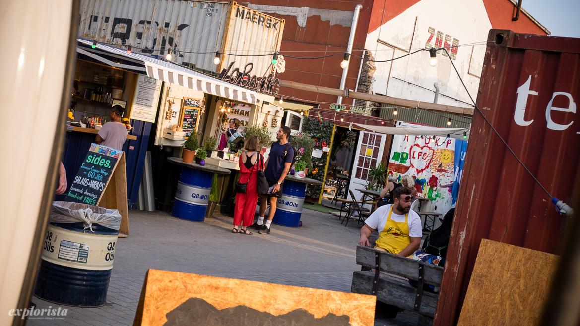 reffen street food market köpenhamn