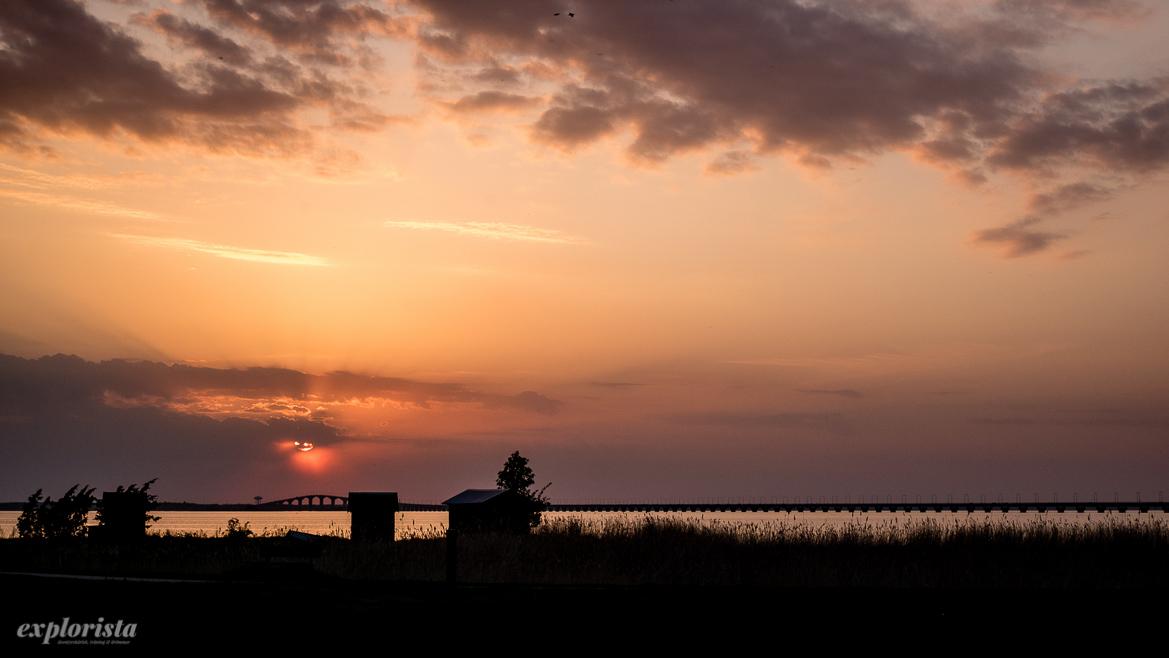 solnedgang öland