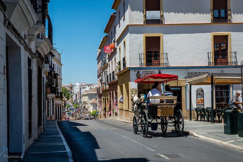 stad i spanien