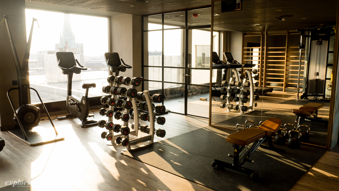 hotellgym