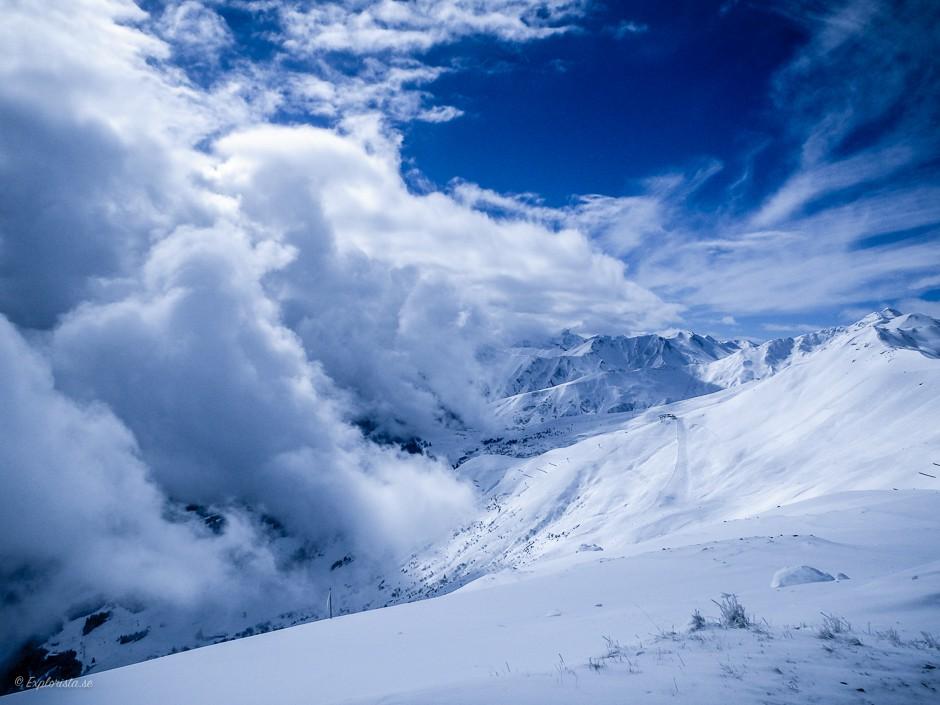serfaus alps view