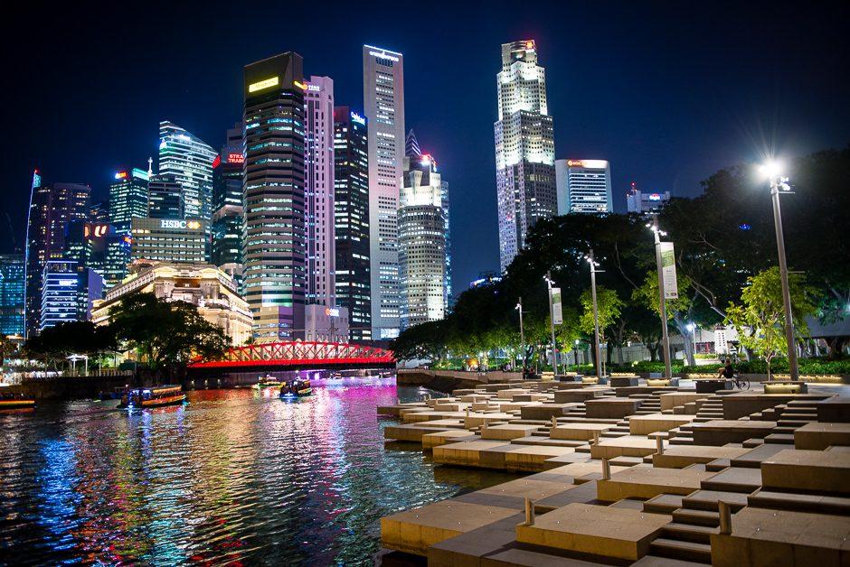 singapore nightphoto